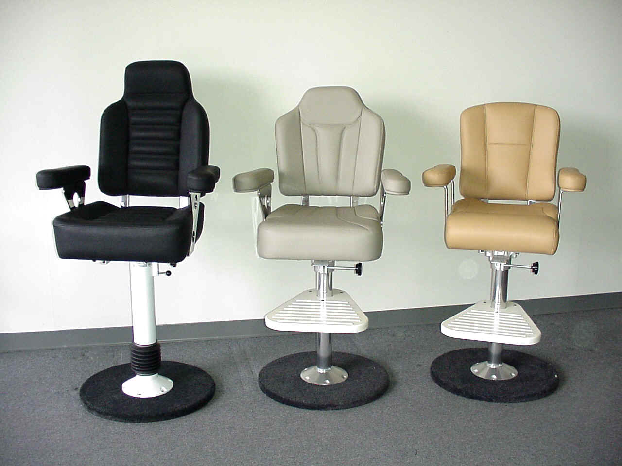 HAND CRAFTED HELM CHAIRS & SEAFURNITURE