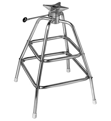 Aluminum Helm Chair stand with Spider
