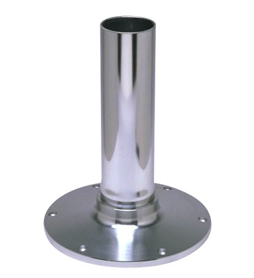 Aluminum Fixed Height Pedestal  2 7/8""