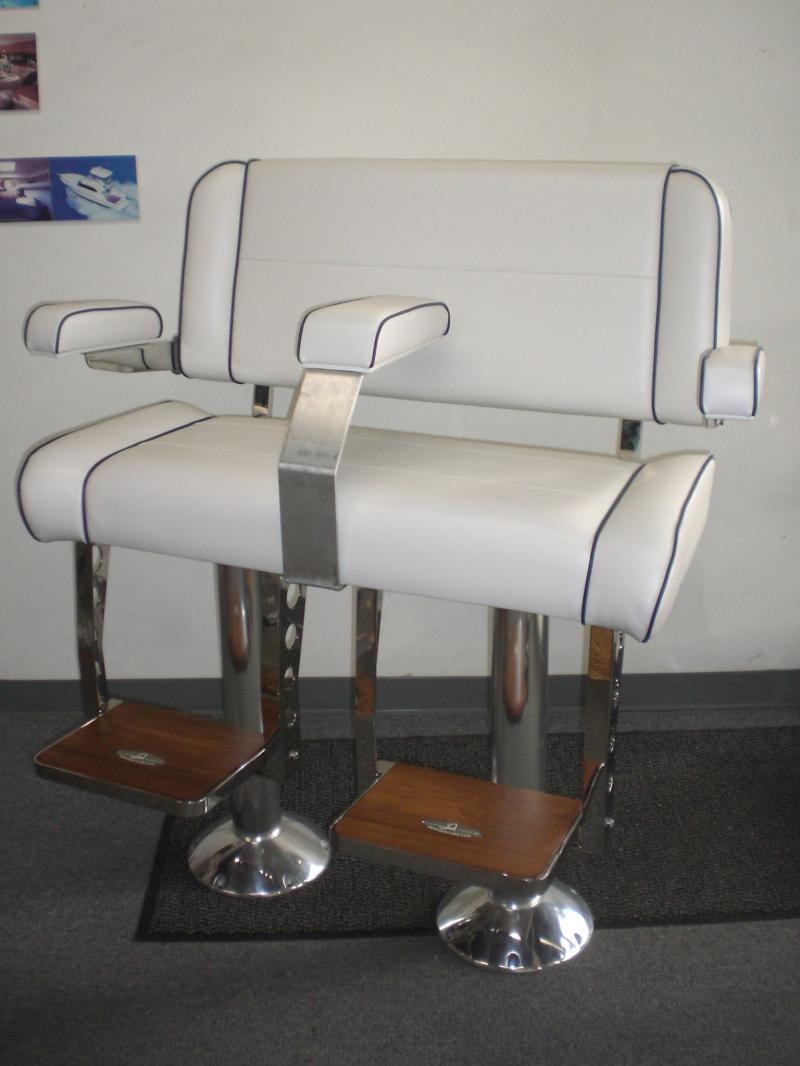Double Wide Helm Chair