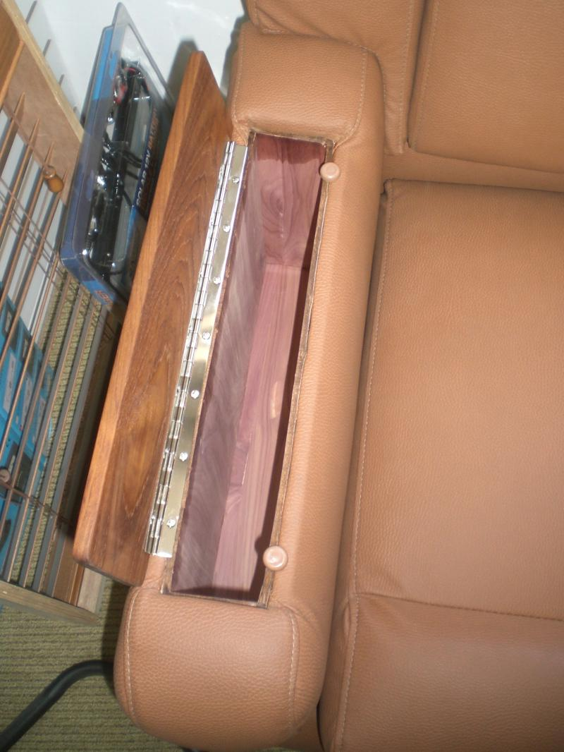 Yacht Sofas Made to Order