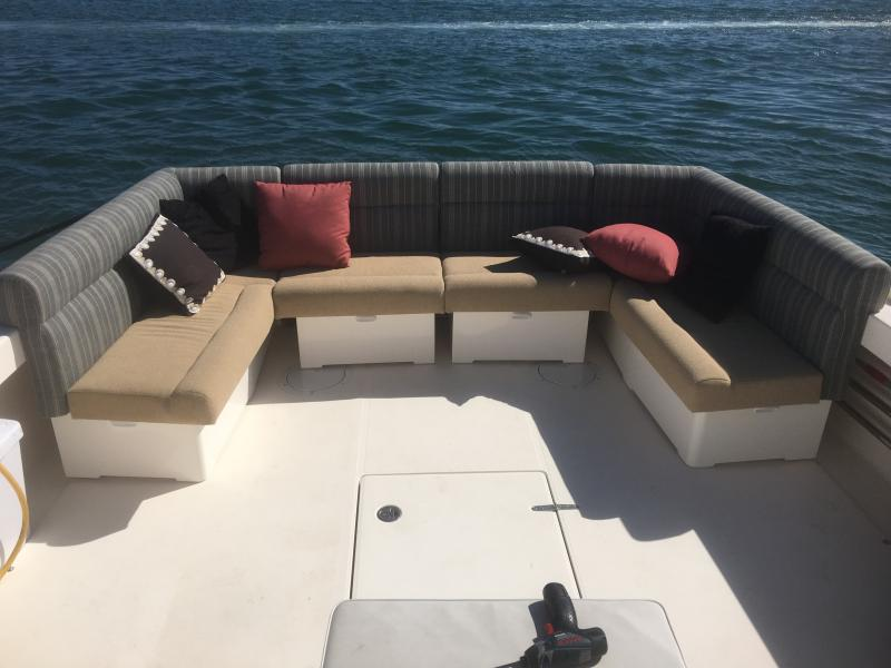 Sea Furniture Sea Marine Hardware Yacht Deck Seating