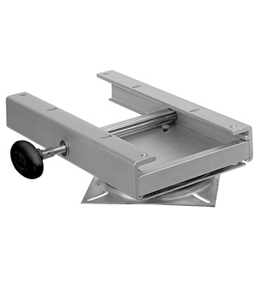 Aluminum Low Profile Slider/Swivel