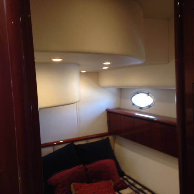 Yacht Wall Upholstering