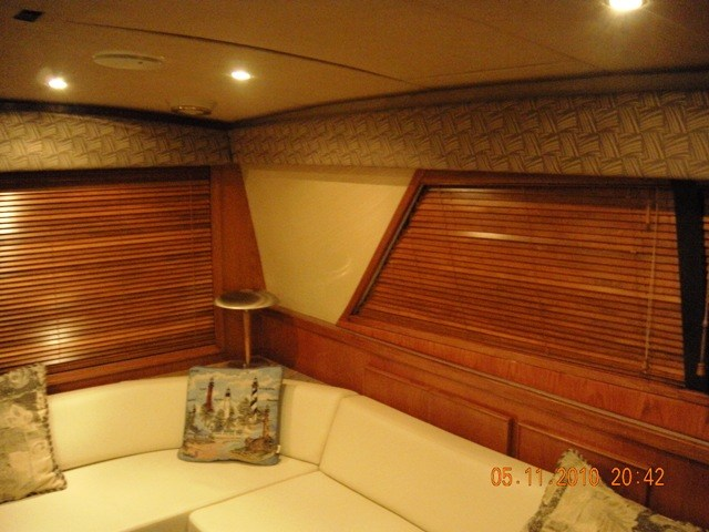Boat Wood Blinds